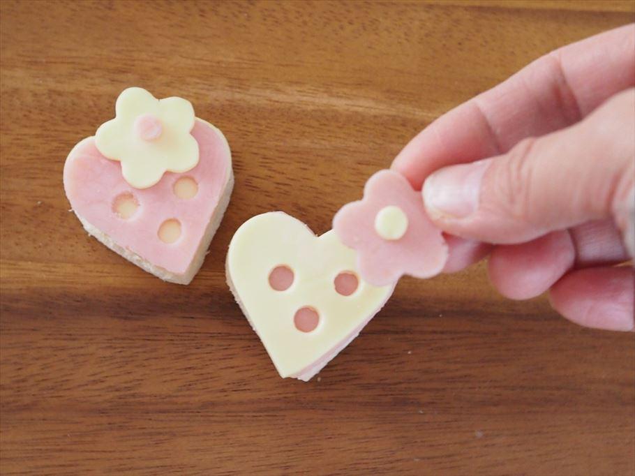 tomokoさんの可愛すぎるイチゴパンレシピ♡