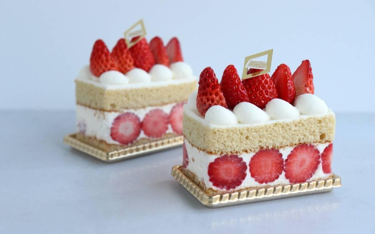 食べて驚く、イチゴの美味しさ。本和香糖(ほんわかとう)が口の中で踊りだす「資生堂パーラー」(最高のショートケーキを求めて vol.03)