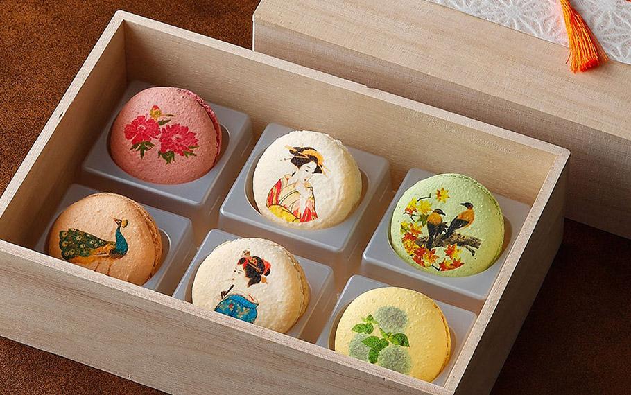 お花見シーズンに味わいたい!和菓子と見紛うチョコレートの世界ホテル雅叙園東京 「PATISSERIE 栞杏1928」