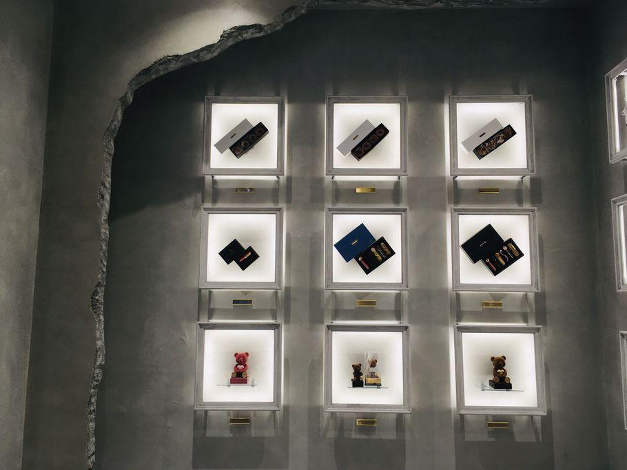 カヌレ!?チーズケーキ!?スイーツの美術館銀座 LOUANGE TOKYO LE MUSSE で出会った【カヌチー】とは?