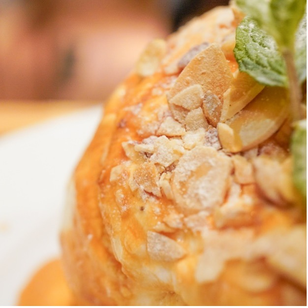 ESPRESSO D WORKS『キャラメルナッツパンケーキ』