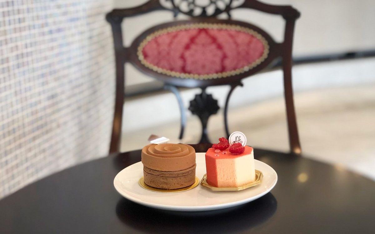 """本当は教えたくない。代官山にあるおすすめのパティスリー、フランス料理の巨匠から""""世界一""""と認められたケーキが食べられる「Atsushi Hatae(アツシハタエ)」"""