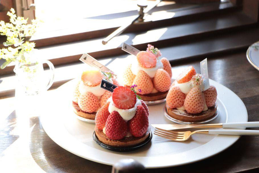 高崎の菓子工房「モミの木」で食べるべき絶品いちごスイーツ