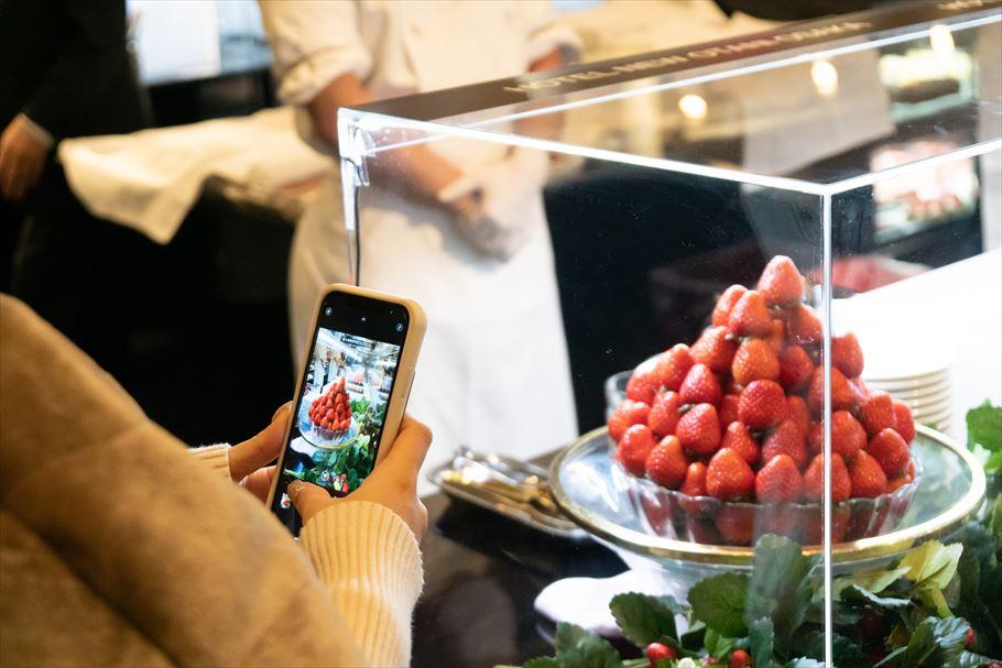 【2021年最新版】大阪・京都・神戸で味わえる個性豊かないちごスイーツビュッフェ<前編>