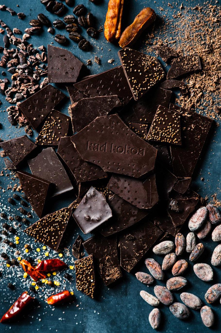 「Kad Kokoa」タイのチョコレートブランド