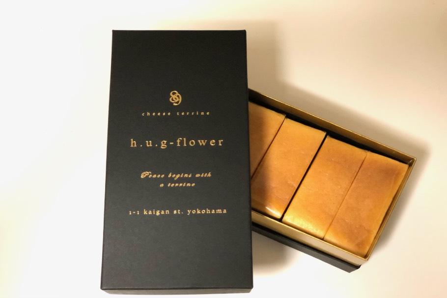 お花屋さんが生んだ、横浜で人気のチーズテリーヌ専門店「h.u.g-flower YOKOHAMA」