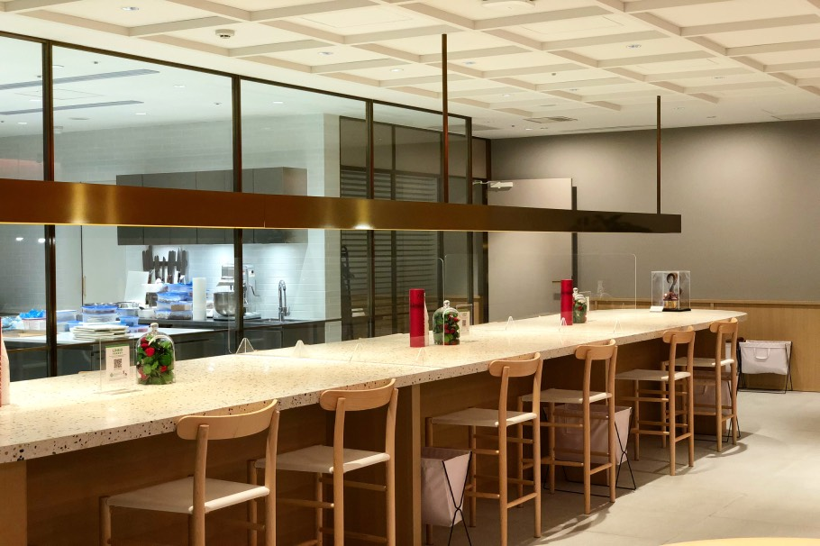 美の複合施設!栄養豊富な旬のフルーツコース専門店「ビューティーコネクション銀座フルーツサロン」