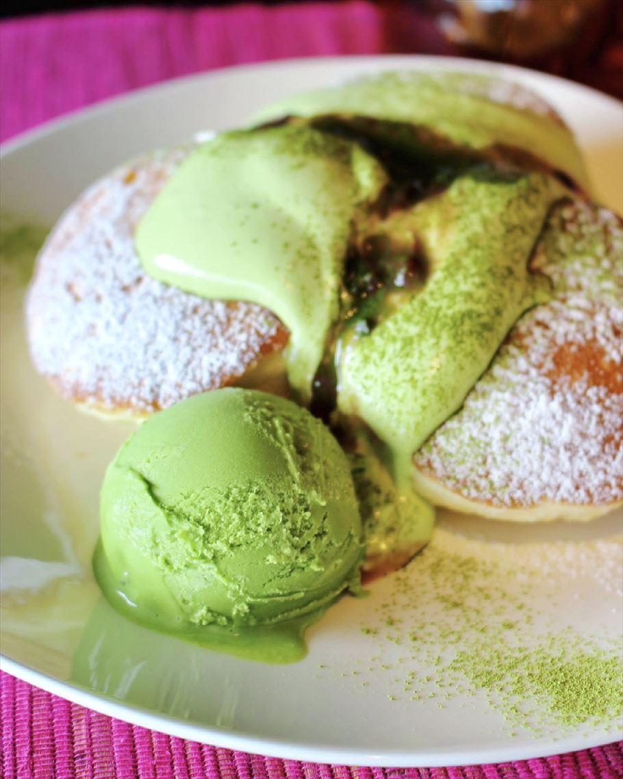 """長野の景色を一望しながら食べる""""ふわっふわ極上パンケーキ"""""""