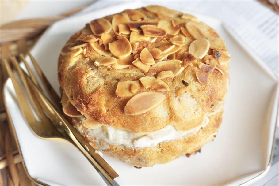 キャロットケーキ好きによるキャロットケーキ好きのためのキャロットケーキベーグルを考案しました !