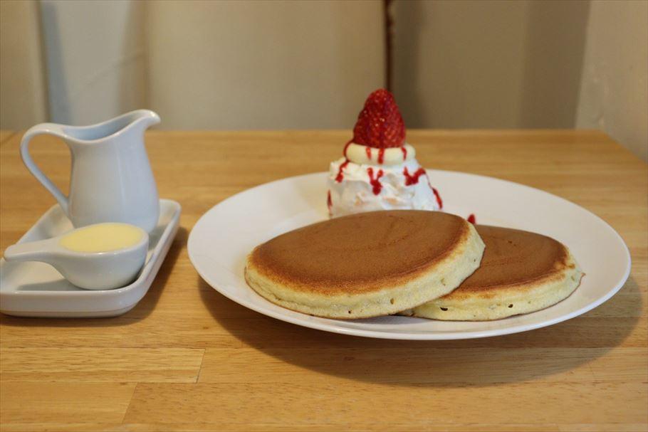 赤坂の「ホットケーキパーラー Fru-Full」(フルフル)。伝説の名店の味を引き継ぐ、懐かしくも正統派のおいしさの秘密