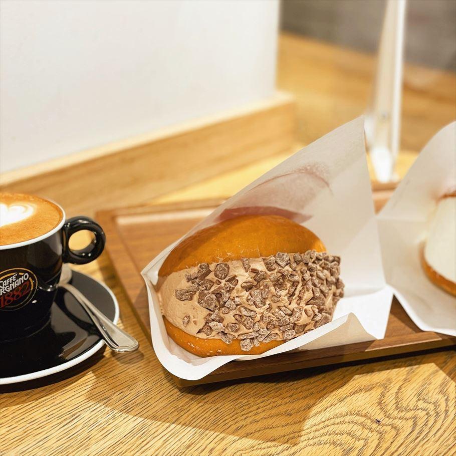 EATALY丸の内店で食べられるマリトッツォとイタリアチョコ天国