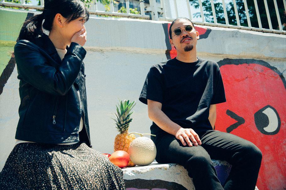 ダイワ中目黒店長 颯介×坂本リエ「うちが最高にウマイフルーツサンド」を出せるわけ