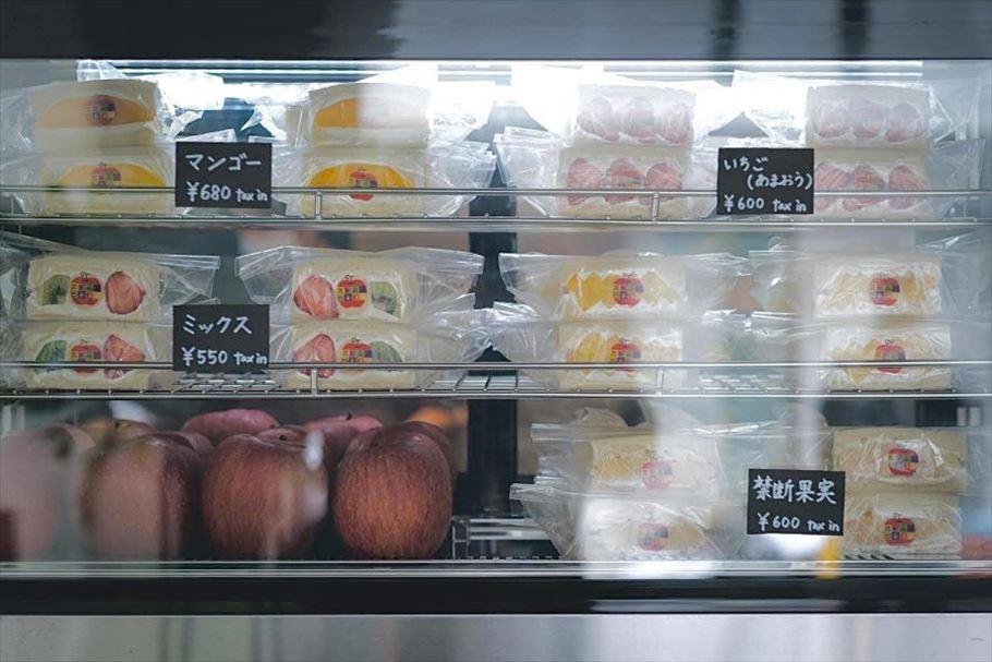 フルーツサンドの聖地になりつつある中目黒にサンドイッチ専門店「禁断果実」がNEW OPEN!早速買ってみた