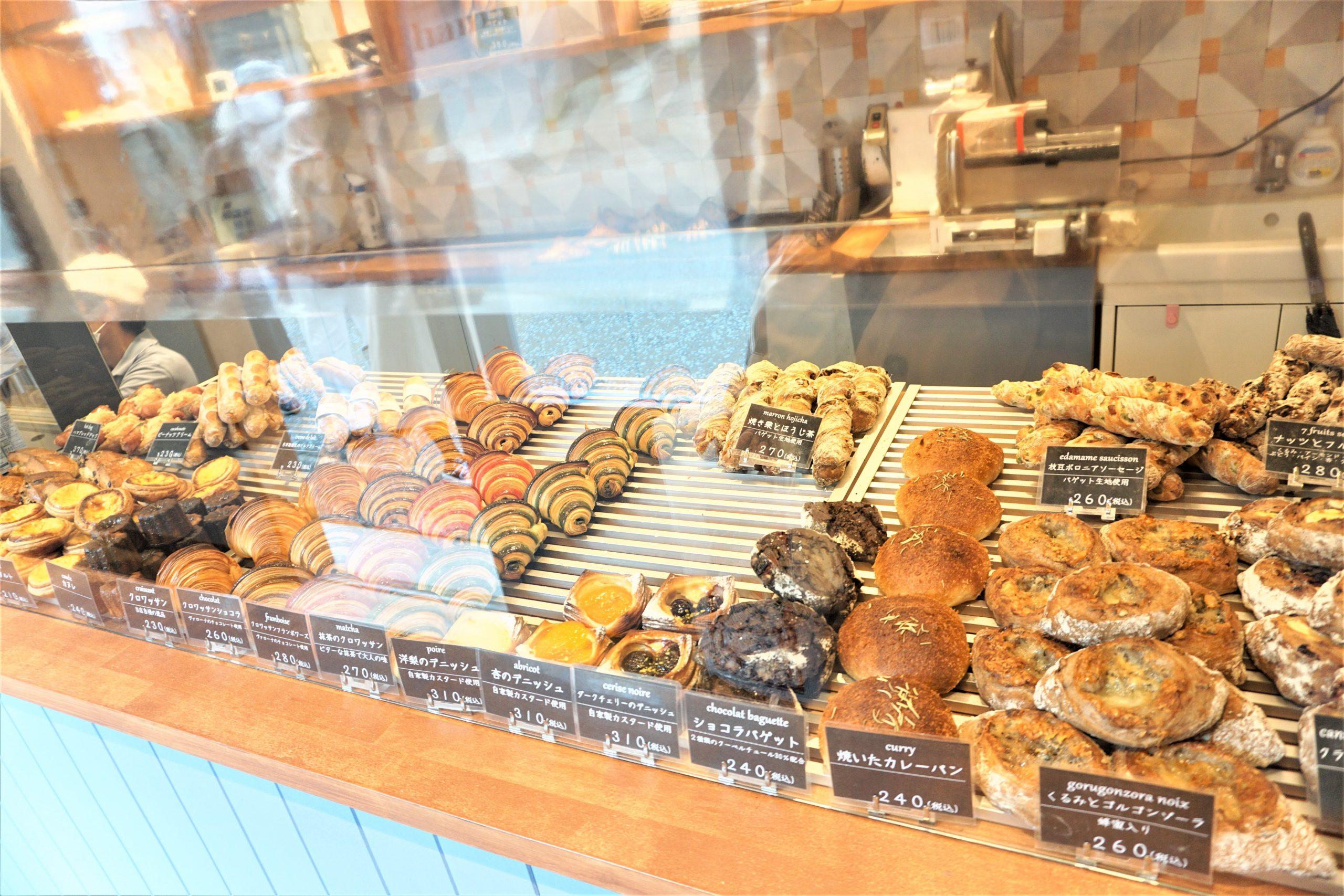 世界レベルのパン!?横浜・石川町「ハマブレッド」へ芸術的に美しい名物クロワッサンを求めて行ってきた