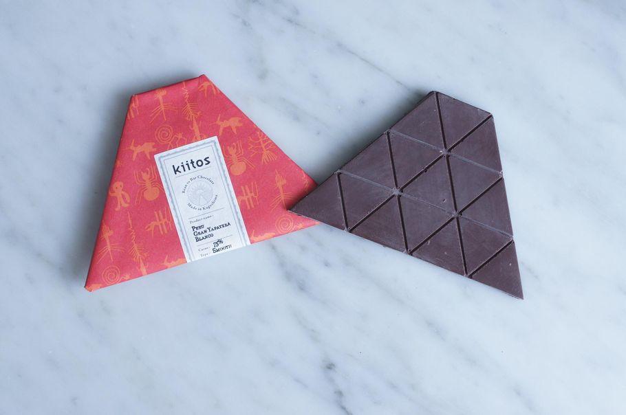 鹿児島の桜島をモチーフに。「kiitos」(キートス)のチョコレートの魅力。連載「チョコと人と、物語と」vol.02