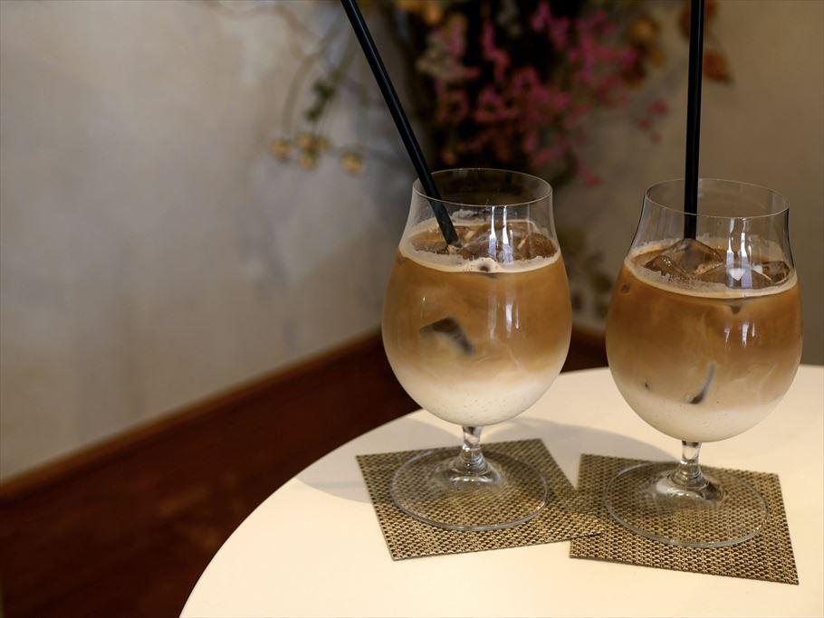 まるごと1玉ドーン♪贅沢すぎるメロンパフェ「Co.Ro.Ru.COFFEE」福岡県大野城市