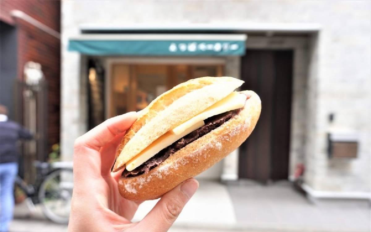 インスタグラマーの間で話題!おいしいあんバターとスコーンを求めて石川町「よつばベーカリー」に行ってきた