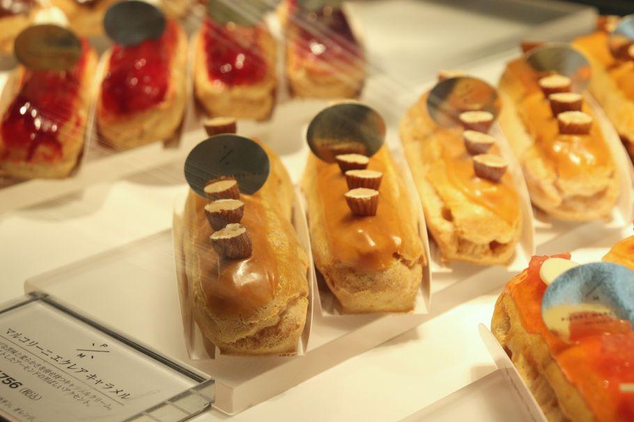パチパチキャンディ入り? あの「ピエール マルコリーニ」銀座本店、心奪われる麗しのメロンパフェ