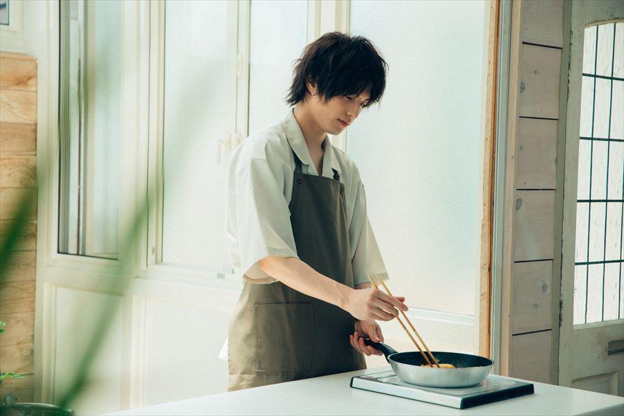スイーツ男子・小南光司さんがいつも作る「しっとりフレンチトースト」の作り方を初公開