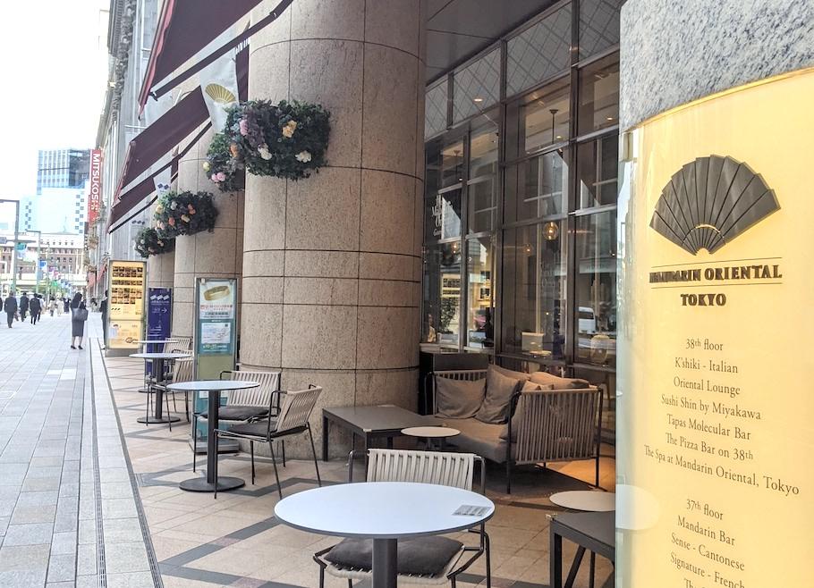「マンダリン オリエンタル  ホテル 東京」の見た目も味も惚れるオリジナルショコラ!