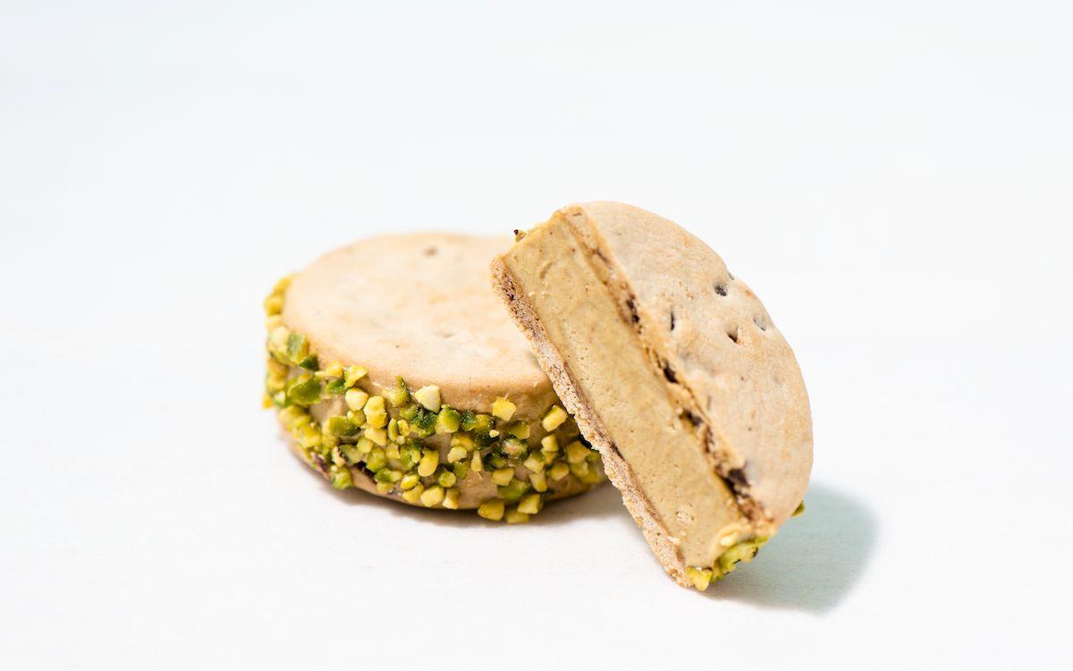 新宿ルミネエスト「ジョリッティ」のジェラート以外に絶対食べたい「ピスタチオサンド」&「アイスバー」