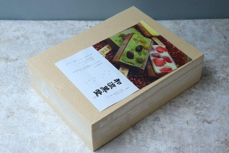 「あずきバー」で有名なあの井村屋が手がける高級和アイス専門店「和涼菓堂」のアイスバーが贈り物最高すぎる!