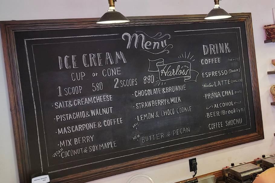 オシャレな神戸によく似合う!全て手作りにこだわったアイスクリーム店『Harlow ICE CREAM』で、体にも優しいアイスクリーム