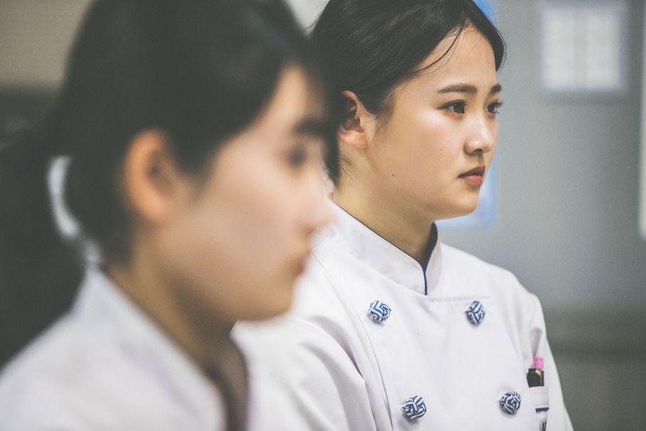 ufu.プレゼンツ~昆布智成×東京製菓学校。未来のパティシエへ、スペシャルトークvol.02