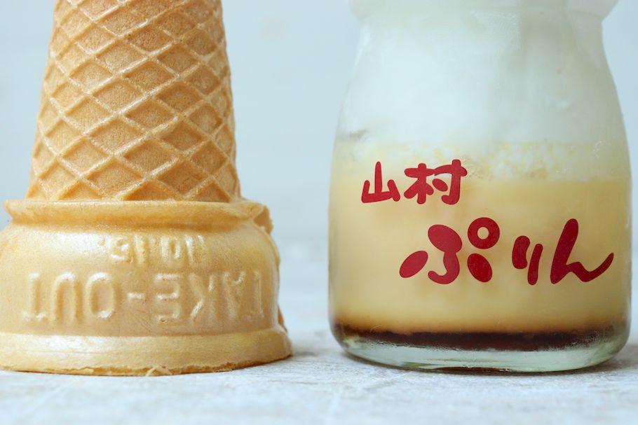 """予約1か月待ち!?山村乳業の「冷凍ぷりんソフト。年間4000種以上食べる、アイス研究家・シズリーナ荒井さんの""""本当に美味しかった""""お取り寄せ①"""