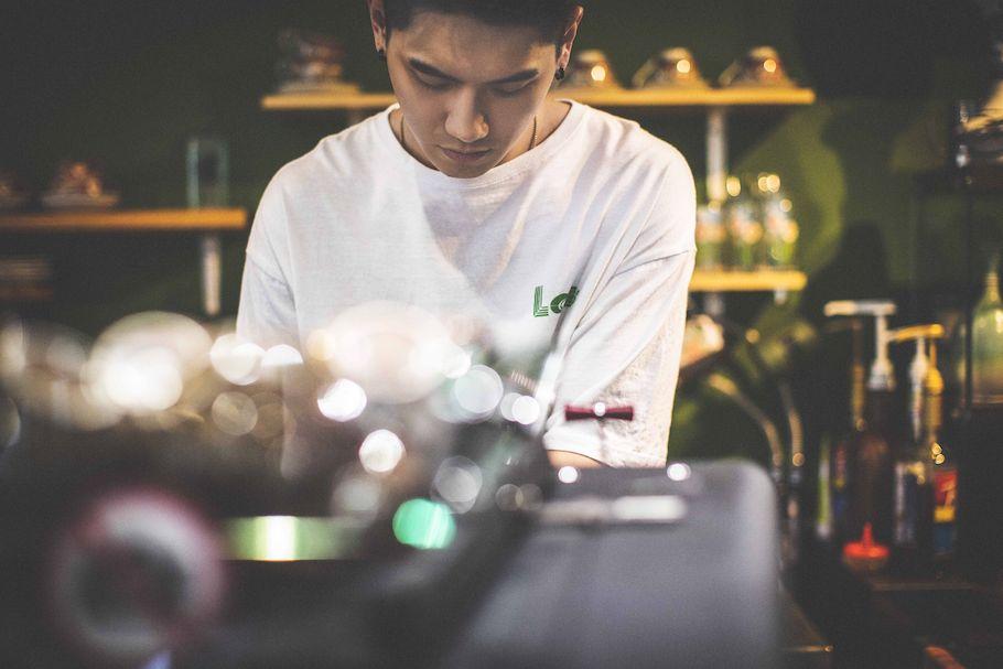 烏龍茶シロップで作るプリン。今もっともアツい高田馬場エリア「リウェイコーヒースタンド」