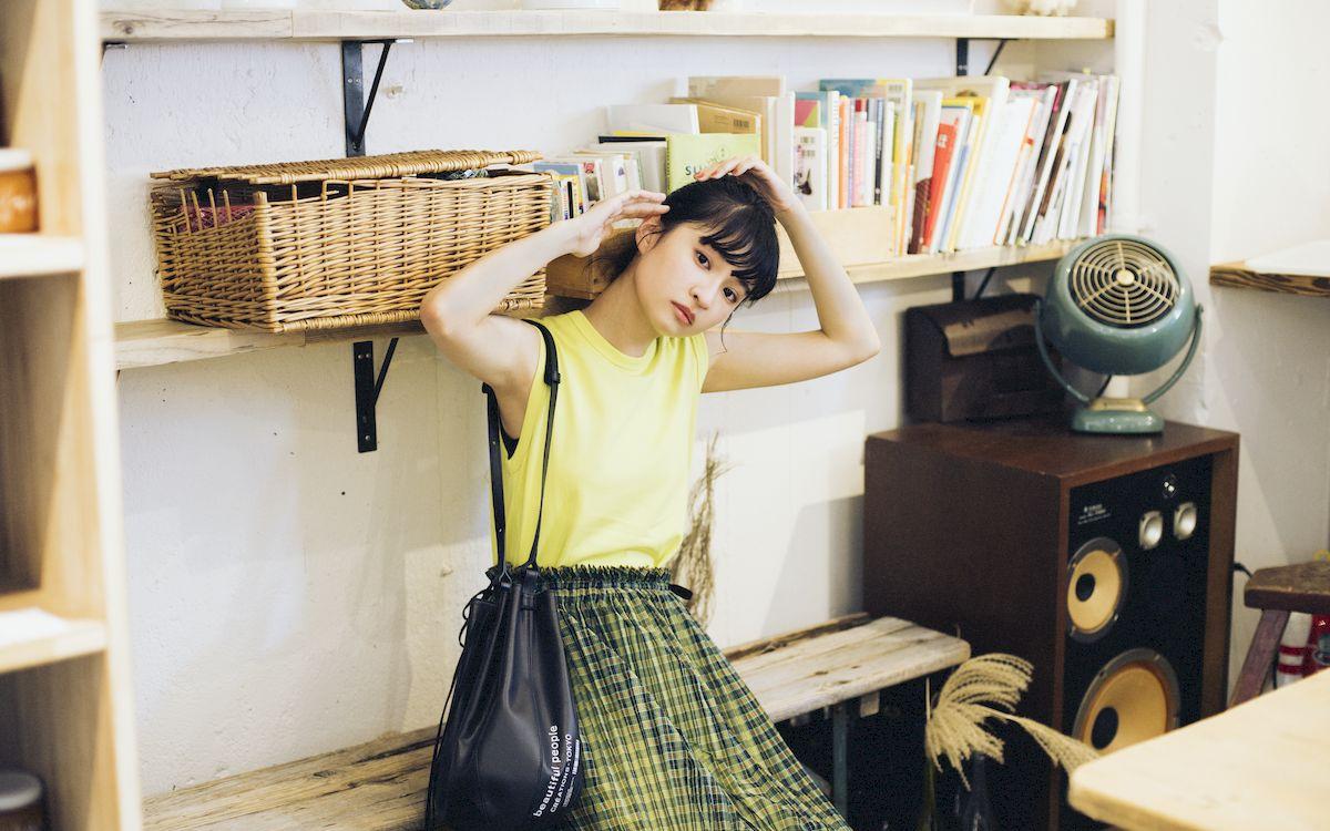 アイスは1日1個。連載「#ふうかとあいす」モデル・名和風歌さんの「あいすのおはなし」