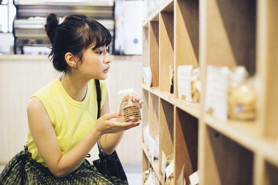 アイスは1日1個。連載「#ふうかとアイス」モデル・名和風歌さんの「あいすのおはなし」