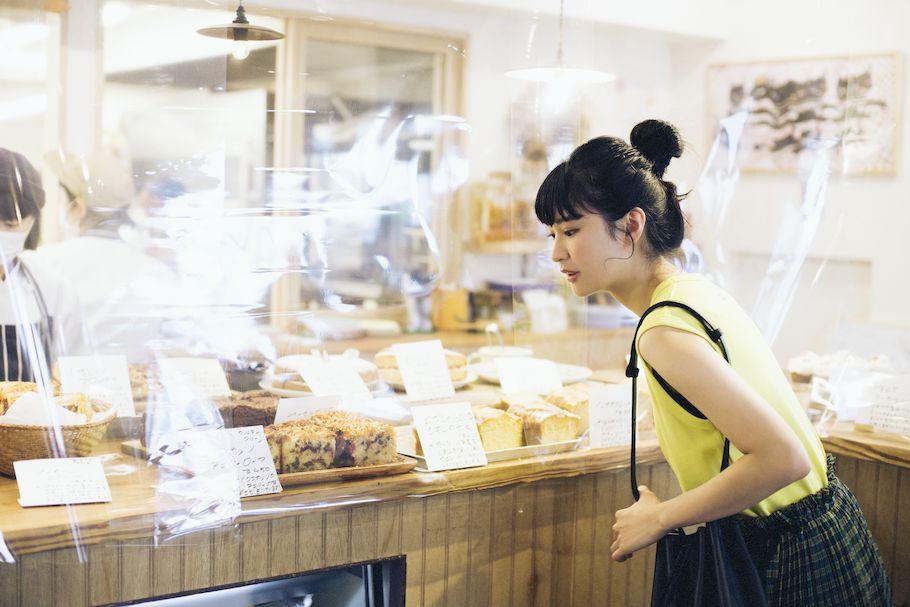 嶋崎かづこさんの「おかし」とコーヒーと、お店と。渋谷区幡ヶ谷「Sunday Bake Shop」