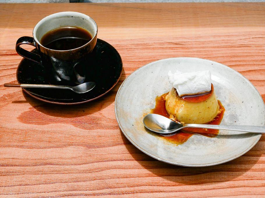 自家焙煎珈琲店によるコーヒーのための絶品プリン「ゼルコバコーヒー」福岡県うきは市
