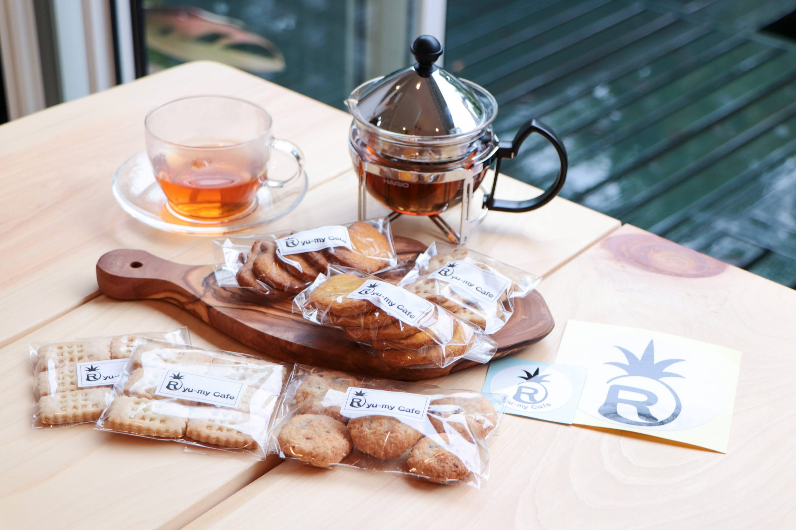 幻のプリン? 群馬県太田市のハワイ感溢れる気さくな雰囲気の人気のオーガニックカフェ『Ryu-my Cafe』さん