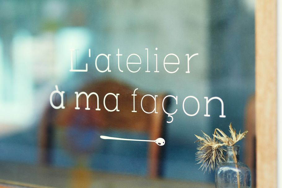 桃太郎の世界がグラスの中に。今しか食べられない「ラトリエ ア マ ファソン」(上野毛)のグラスデザート