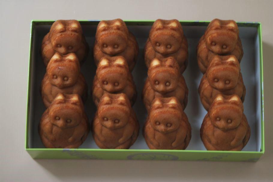 たぬっ♡手土産にしたい! 日本一かわいい人形焼き。山田家(錦糸町)のふっくらたぬきの人形焼き、美味しさの秘密