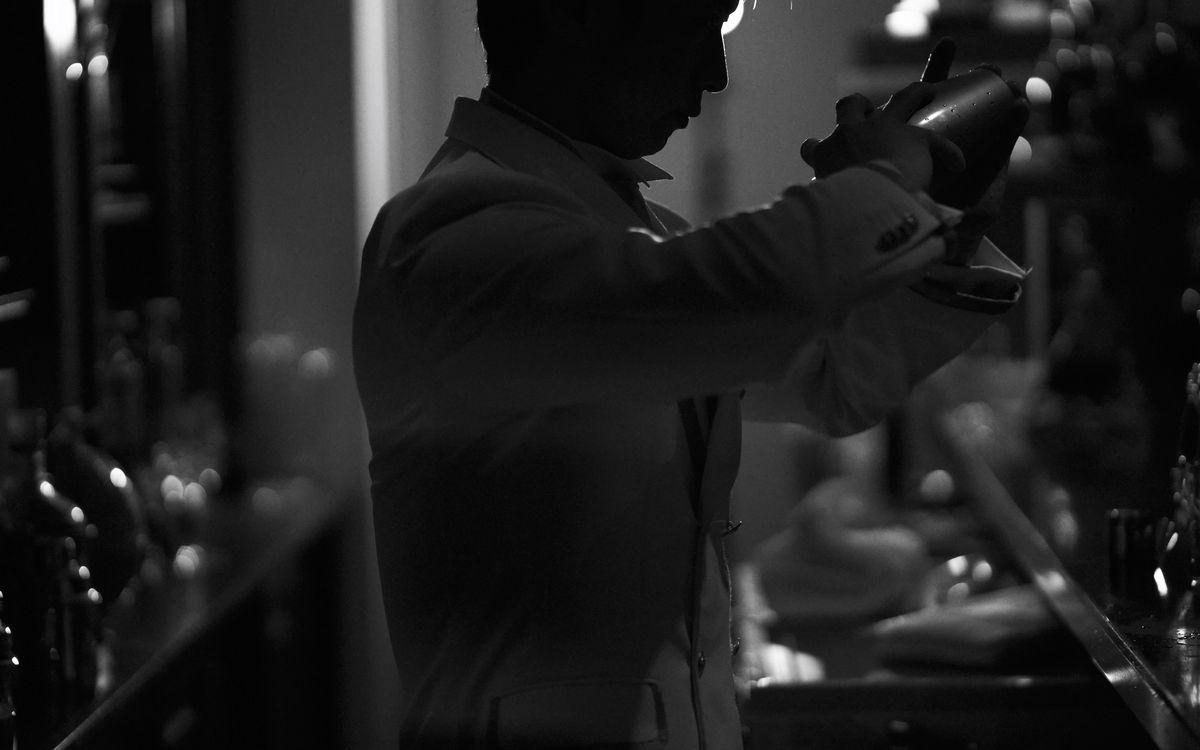 """武道、華道etc.現代に生きるバーテンダー駒井優三""""日本らしさ""""への挑戦。「BAR CENTIFOLIA」(麻布十番)"""