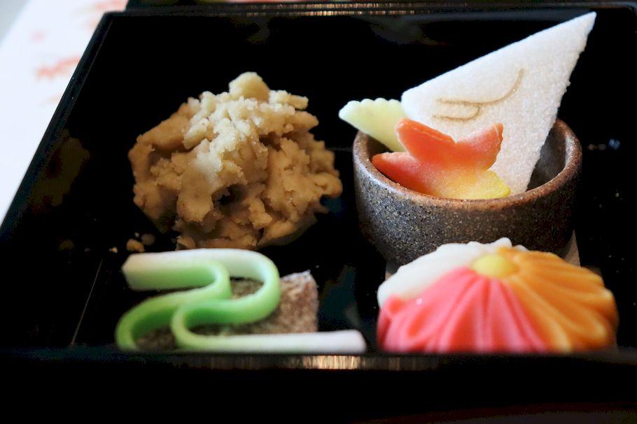 """25食限定、和菓子×お重のアフタヌーンティー。滅多に食べられない金沢の名店とパレスホテル東京の""""おもてなし"""""""