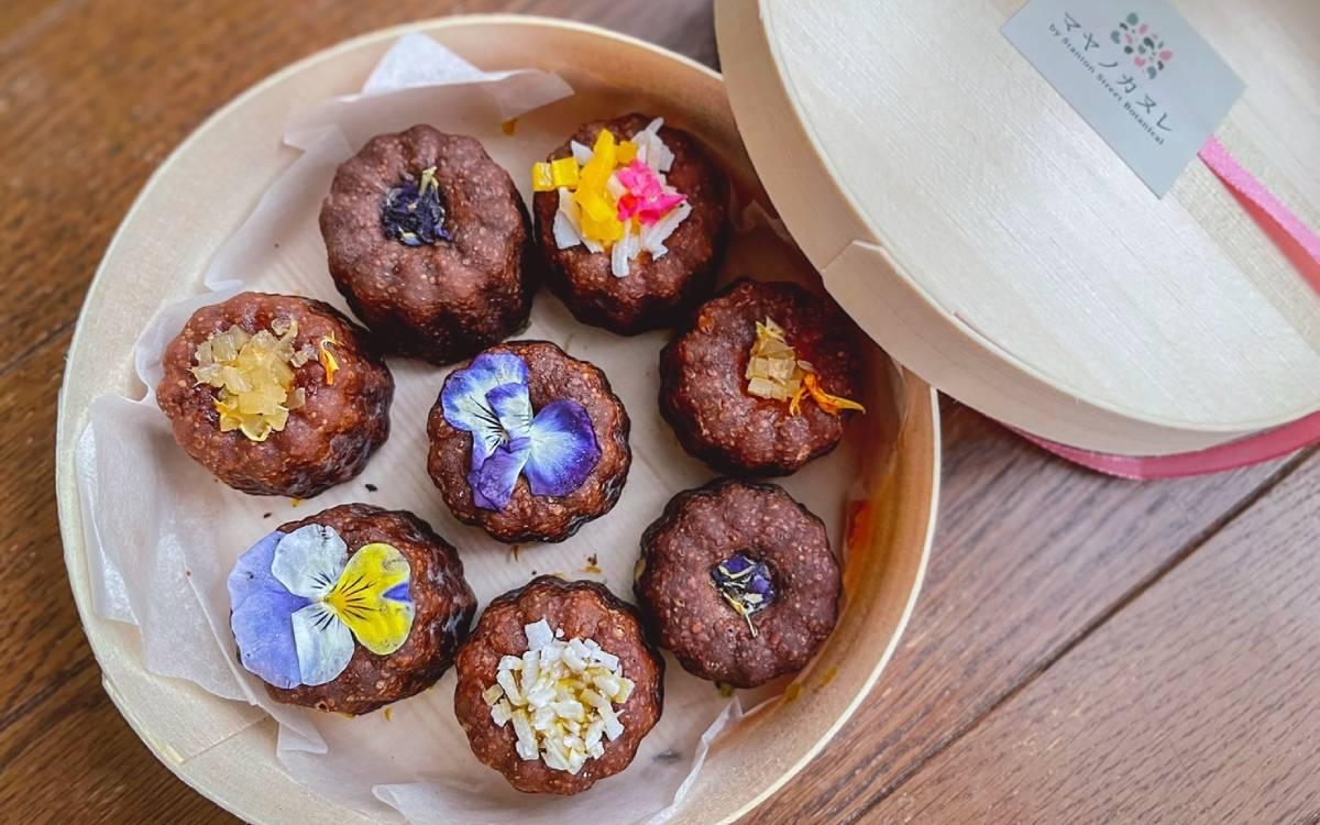 鎌倉のマヤノカヌレの「お花のカヌレ」をお取り寄せ。グルテンフリーのカヌレの美味しさとは?~魅惑のカヌレ部~連載vo.16