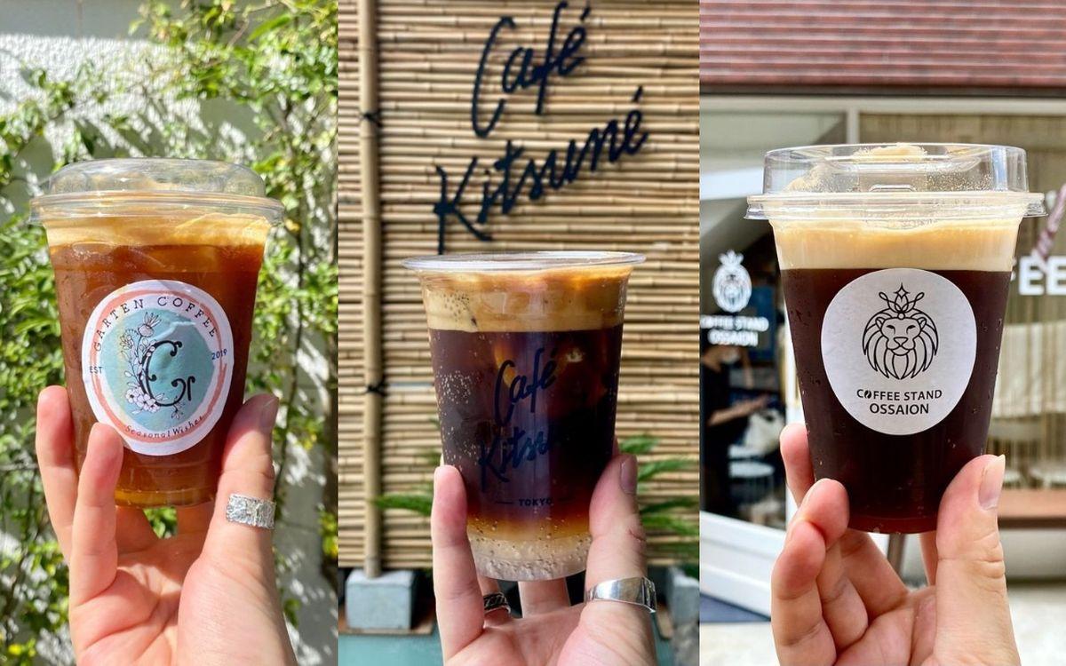 """カフェ界の新トレンド""""エスプレッソトニック""""カフェ好き男子が教える都内の絶対に飲むべき3選"""